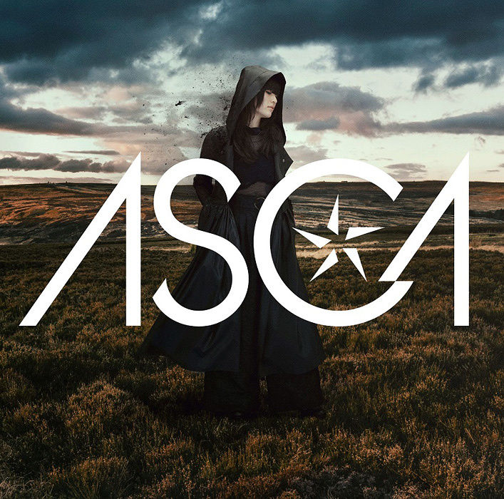 ASCA『PLEDGE』通常盤ジャケット