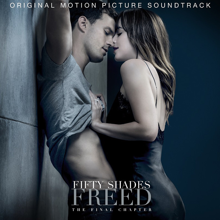 『Fifty Shades Freed Original Soundtrack』ジャケット