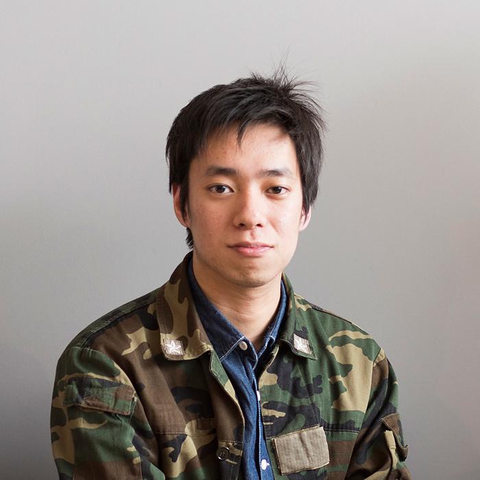 城啓介 photo by 八田政玄