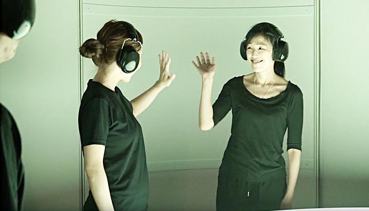 『未知との対話』 ©テレビ熊本