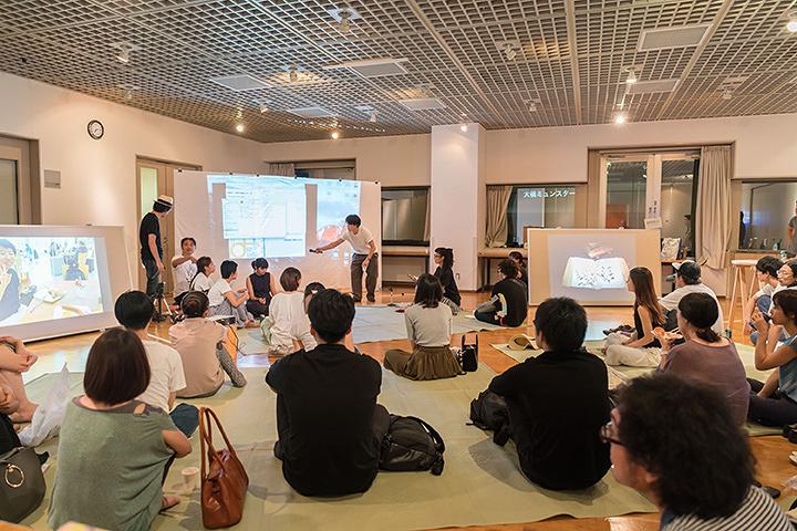 『みっける365日』課外授業「行った気にさせちゃうヨーロッパ・アート通信2017」 (2017年8月30日開催) 撮影:金子千裕