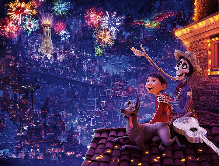 『リメンバー・ミー』 ©2018 Disney/Pixar. All Rights Reserved.