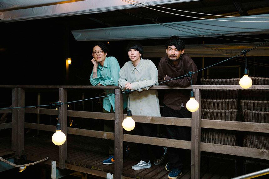 LUCKY TAPES 3月4日に神奈川・鎌倉LOOPにて Photo: Kosuke