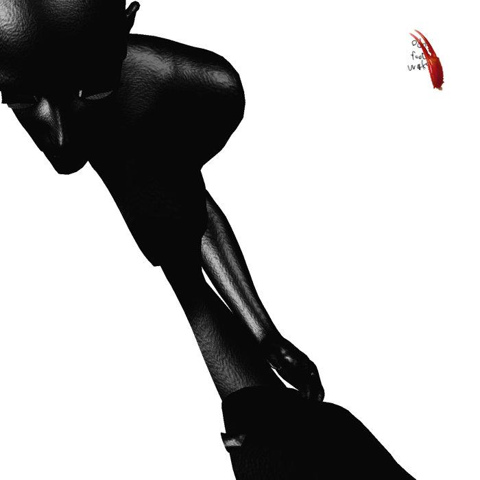 踊Foot Works『odd foot works』ジャケット