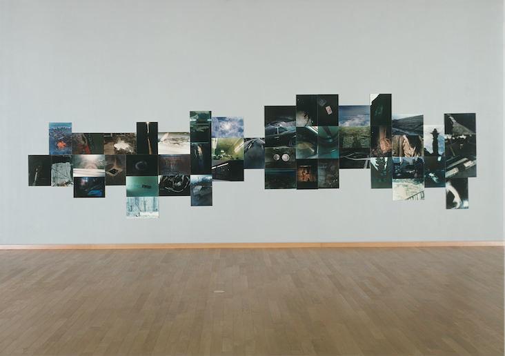 『氾濫』展示風景/1995年/東京国立近代美術館