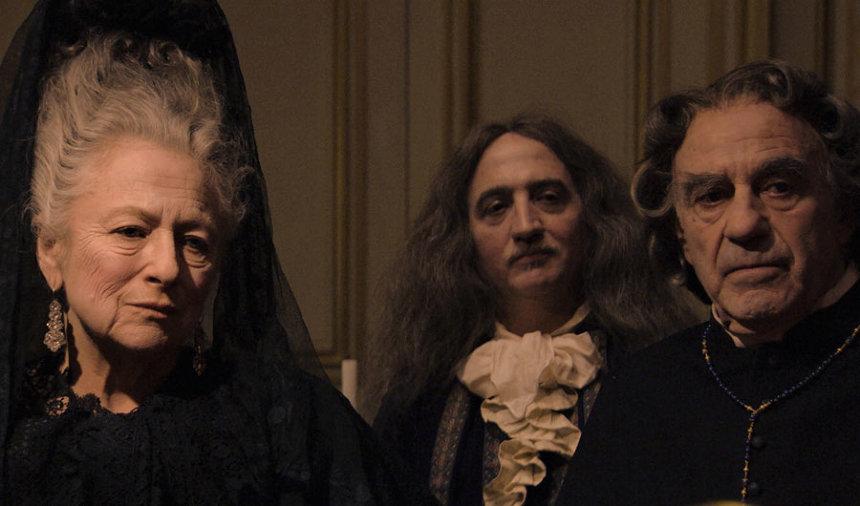 『ルイ14世の死』 ©CAPRICCI FILMS,ROSA FILMES,ANDERCRAUN FILMS,BOBI LUX 2016