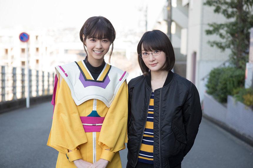 左から西野七瀬、生駒里奈 ©「オー・マイ・ジャンプ!」製作委員会/©『電影少女2018』製作委員会