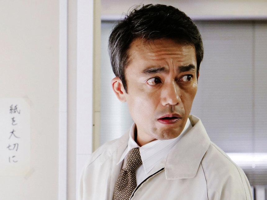 安達辰也役の高橋和也 ©「宮本から君へ」製作委員会