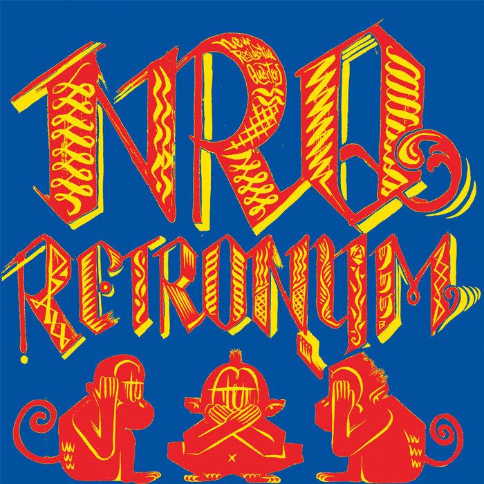 NRQ『レトロニム』ジャケット