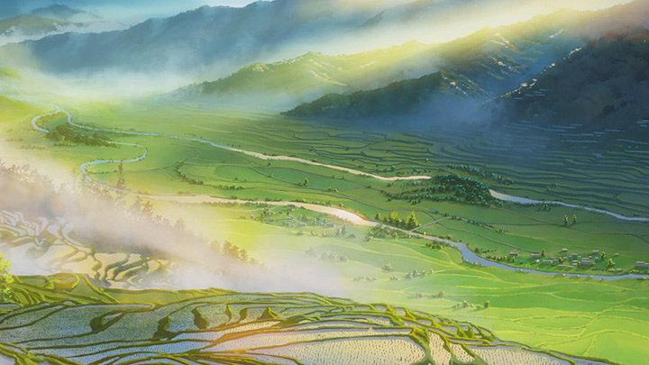 『陽だまりの朝食』 ©「詩季織々」フィルムパートナーズ
