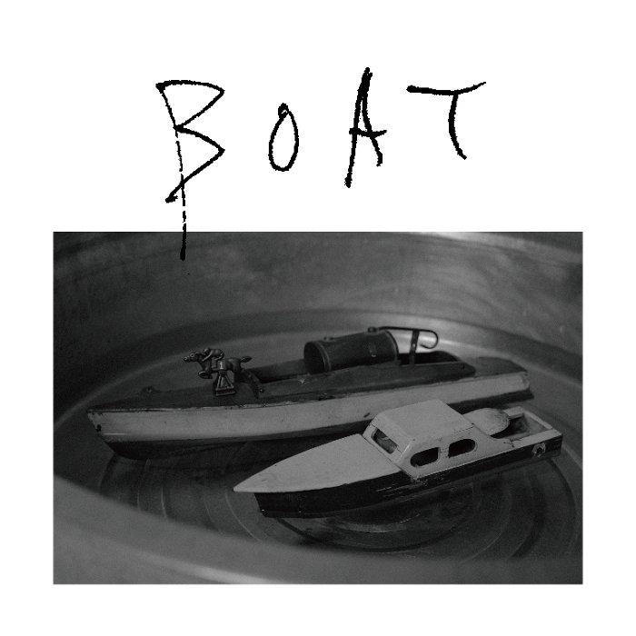 『BOAT』ビジュアル ©名久井直子