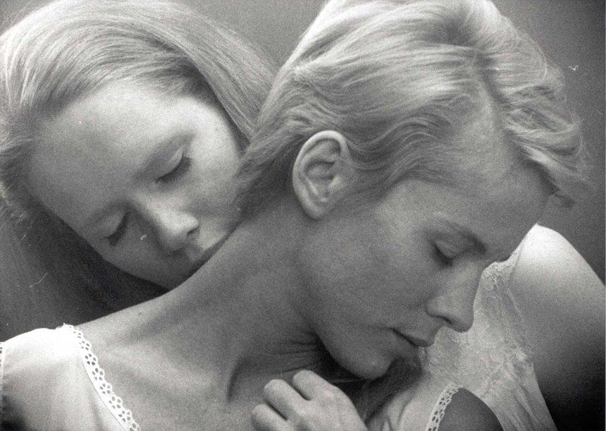 『仮面/ペルソナ』(1966年) ©AB Svensk Filmindustri