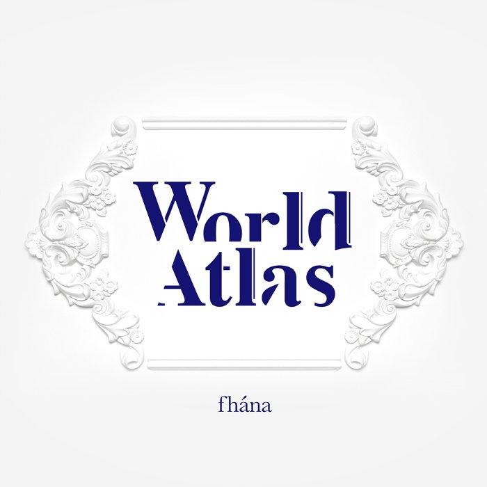 fhána『World Atlas』初回限定盤ジャケット