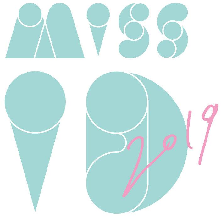 『ミスiD2019』ロゴ