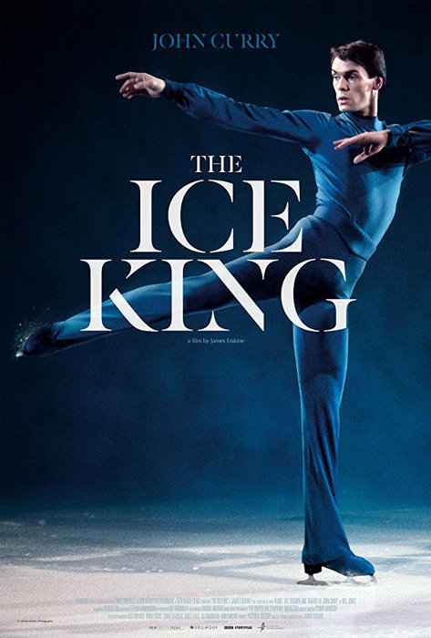 『The Ice King(原題)』ポスタービジュアル ©Copyright New Black Films Skating Limited 2018