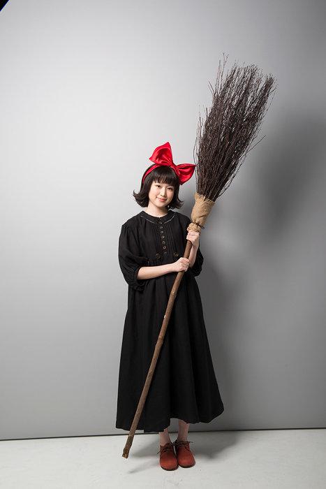 キキ役の福本莉子