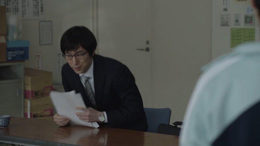 第1話「委員会発足」篇