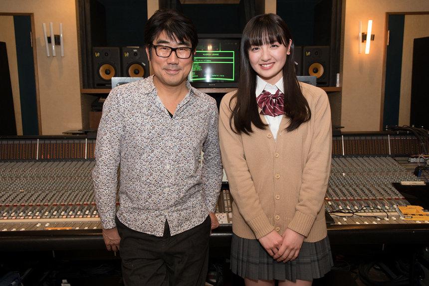 左から亀田誠治、鈴木瑛美子