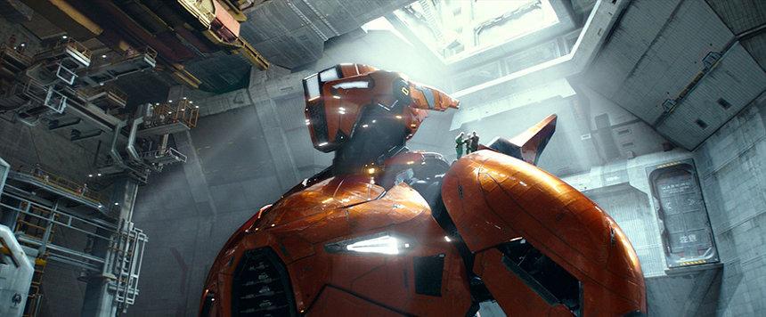 『パシフィック・リム:アップライジング』 ©Legendary Pictures/Universal Pictures.