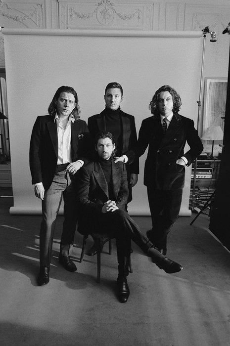 Arctic Monkeys『Tranquility Base Hotel & Casino』ジャケット