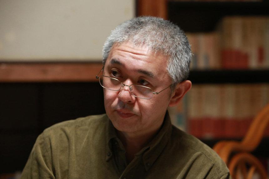 宮本武夫役の新井英樹 ©「宮本から君へ」製作委員会