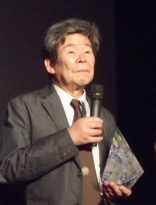 高畑勲 By Boungawa (Own work) [CC BY-SA 3.0 (https://creativecommons.org/licenses/by-sa/3.0)], via Wikimedia Commons