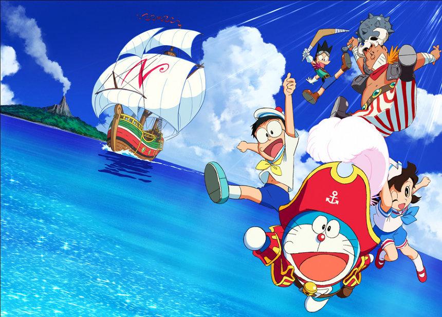 映画ドラえもん のび太の宝島』動員数が428万人突破、シリーズ