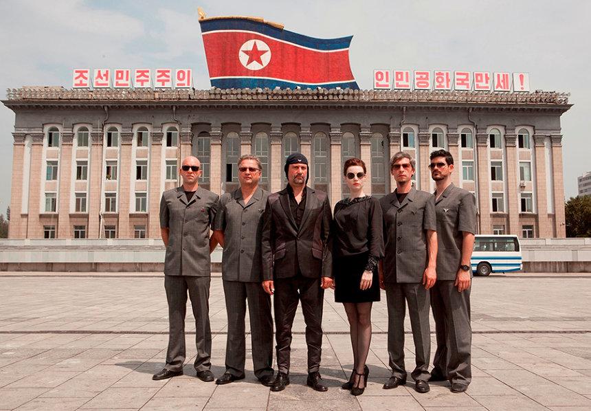 『北朝鮮をロックした日 ライバッハ・デイ』 ©VFS FILMS / TRAAVIK.INFO 2016
