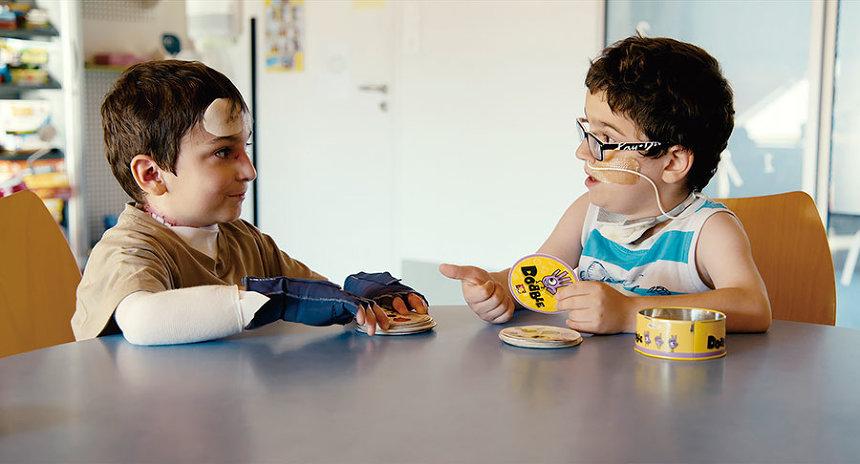 『子どもが教えてくれたこと』 ©Incognita Films – TF1 Droits Audiovisuels