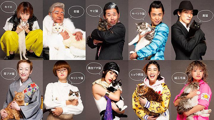 『猫は抱くもの』 ©2018「猫は抱くもの」製作委員会