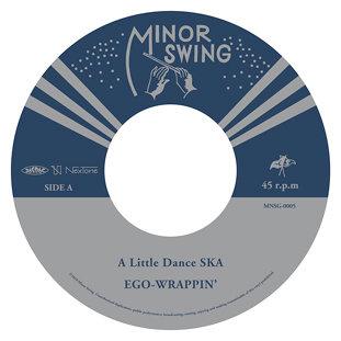 EGO-WRAPPIN'『A Little Dance SKA』イメージビジュアル