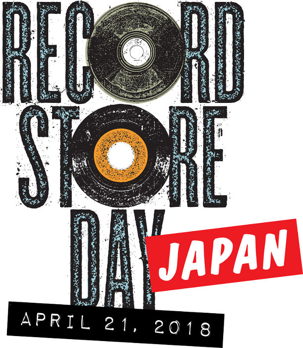 『RECORD STORE DAY』ロゴ