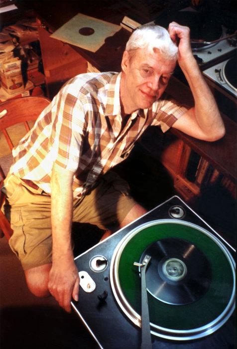 『さすらいのレコード・コレクター~10セントの宝物』キービジュアル  ©Cube Media 2003