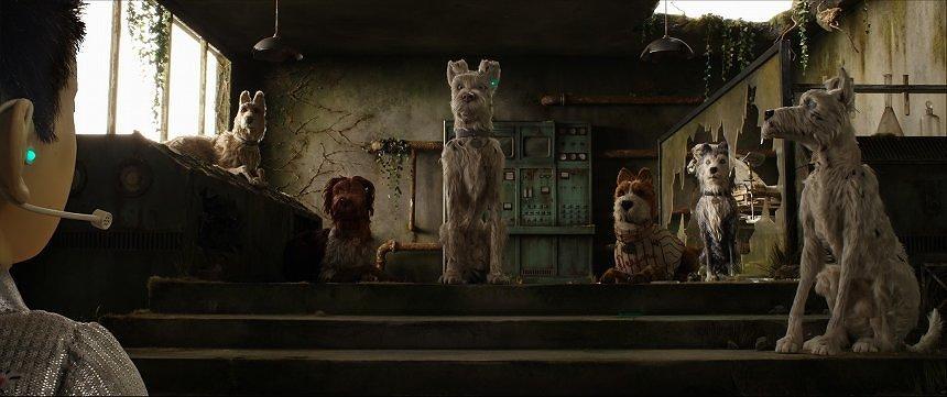 『犬ヶ島』 ©2018 Twentieth Century Fox Film Corporation