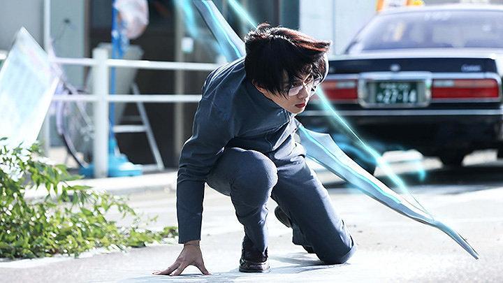 石田雨竜役の吉沢亮 ©久保帯人/集英社 ©2018 映画「BLEACH」製作委員会