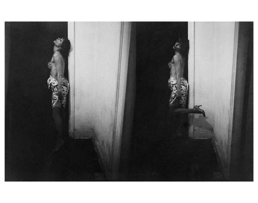 ソール・ライター『ソール・ライター写真集 WOMEN』より 2018 ©Saul Leiter Foundation