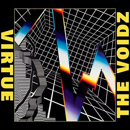 THE VOIDZ『Virtue』ジャケット