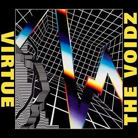 THE VOIDZ『Virtue』ジャケット