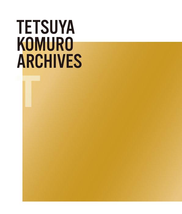 "『TETSUYA KOMURO ARCHIVES""T""』ジャケット"