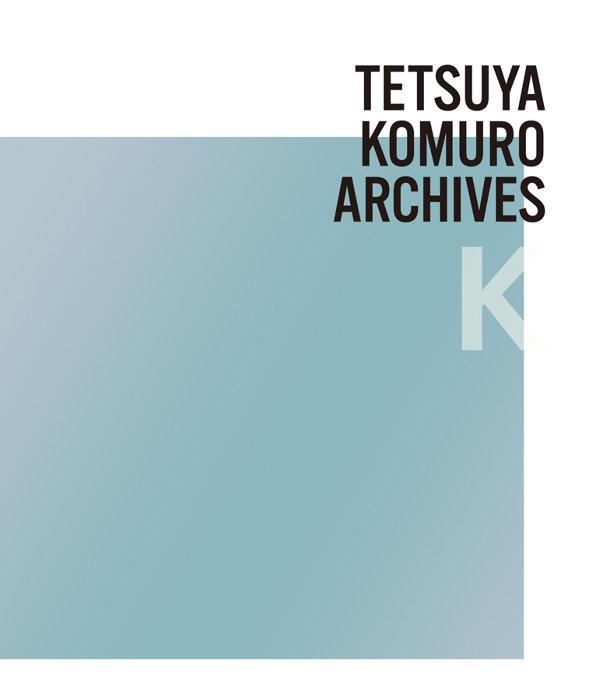 "『TETSUYA KOMURO ARCHIVES""K""』ジャケット"