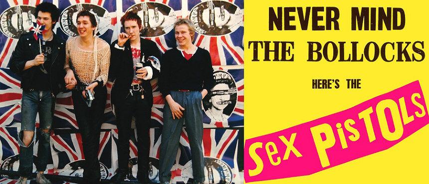Sex Pistols ©ユニバーサル ミュージック