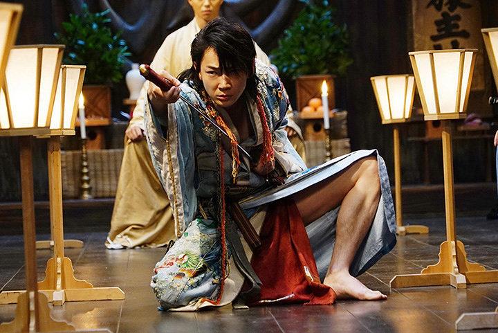 『パンク侍、斬られて候』 ©エイベックス通信放送