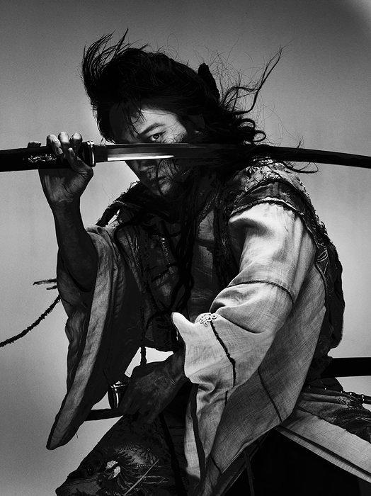 『パンク侍、斬られて候』イメージビジュアル ©エイベックス通信放送