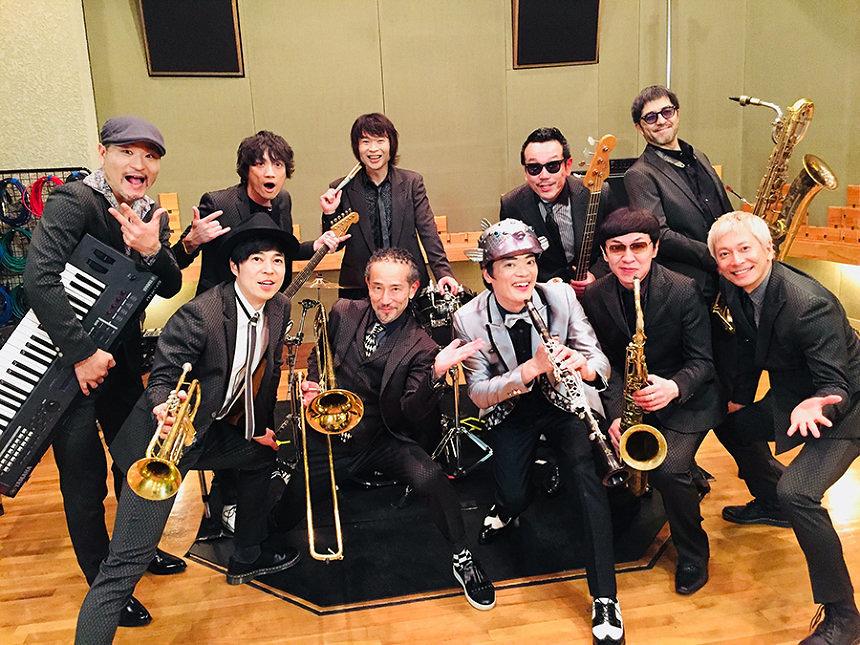 東京スカパラダイスオーケストラ feat.さかなクン