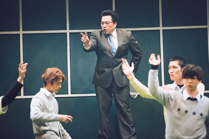 『おおきく振りかぶって』 ©ひぐちアサ・講談社/舞台「おおきく振りかぶって 夏の大会編」製作委員会