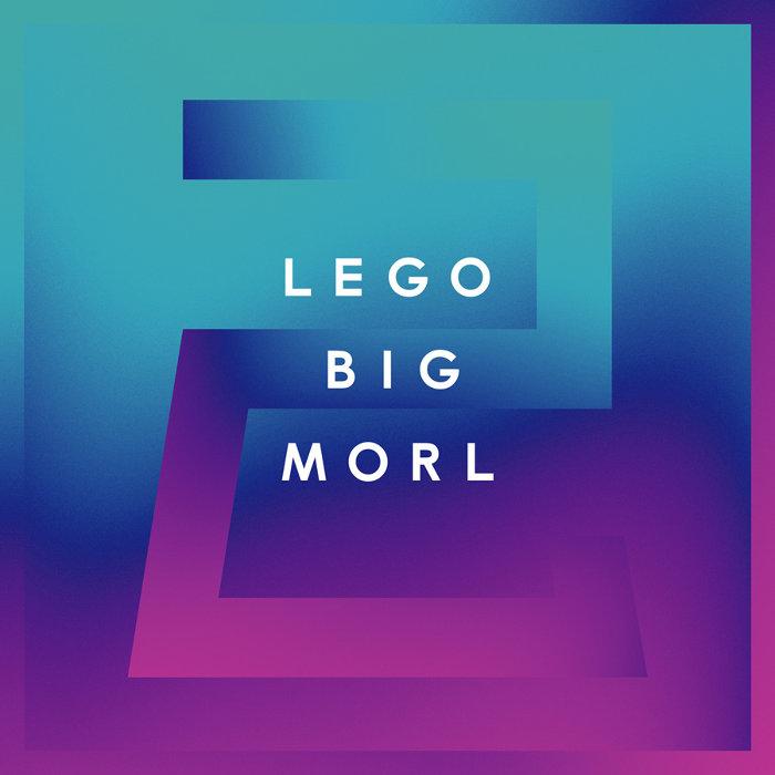 LEGO BIG MORL『命短し挑めよ己』ジャケット