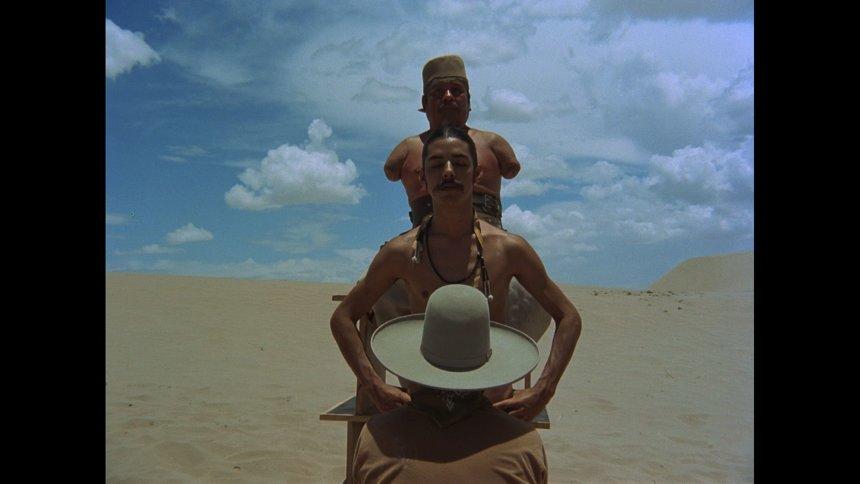 『エル・トポ』 ©2007 ABKCO films