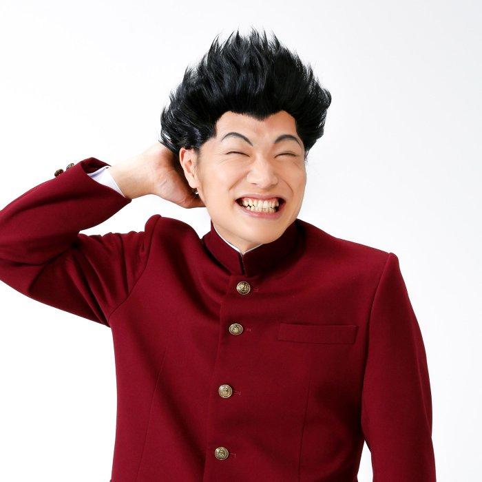 出瀬潔役のもう中学生 ©新沢基栄 / ADKアーツ