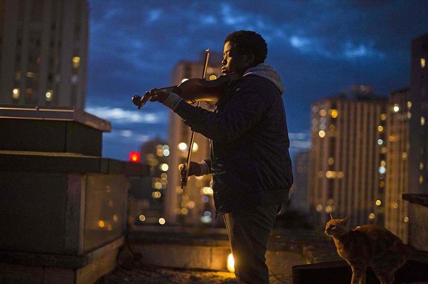 『オーケストラ・クラス』 ©2017 / MIZAR FILMS / UGC IMAGES / FRANCE 2 CINÉMA / LA CITÉ DE LA MUSIQUE - PHILHARMONIE DE PARIS