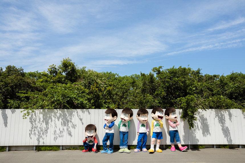 『おそ松さん「6つ子写真展&アフターバースデー Presented by Matsunoichi」』イメージビジュアル